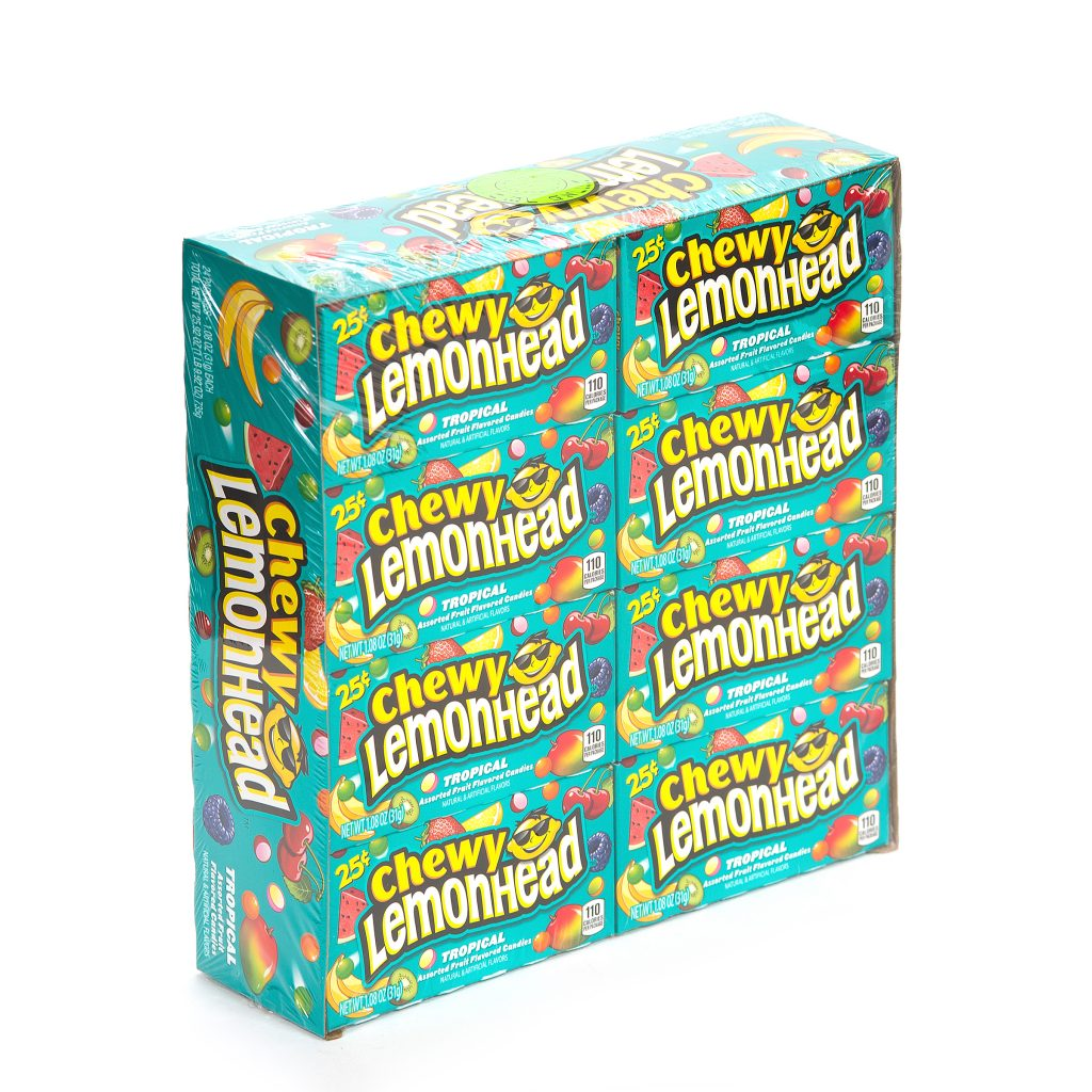 Lemonhead/Tropical Chewy