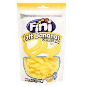 Soft Banana Gummy Doypacks