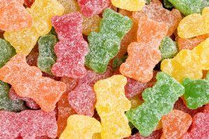 Sour Bear Gummies