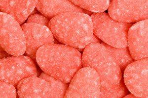 Soft Foam Strawberry Gummies