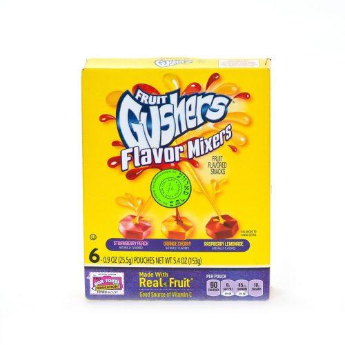 Gushers/Flavor Mixers (Shock)