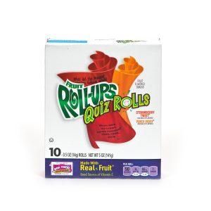 Fruit Roll/Quitz Rolls