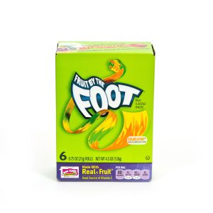 Fruit By The Foot/Color the Foot
