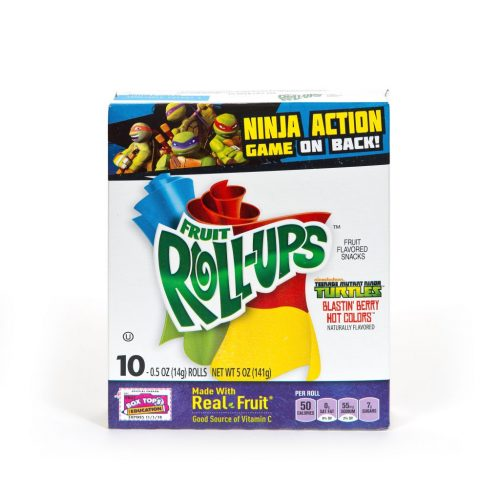 Fruit Roll/Blastin Berry Hot Color