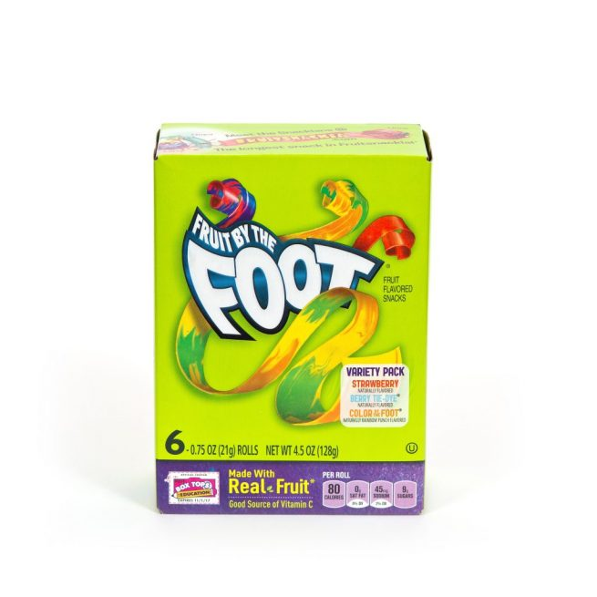 Fruit By The Foot/Variety Pack