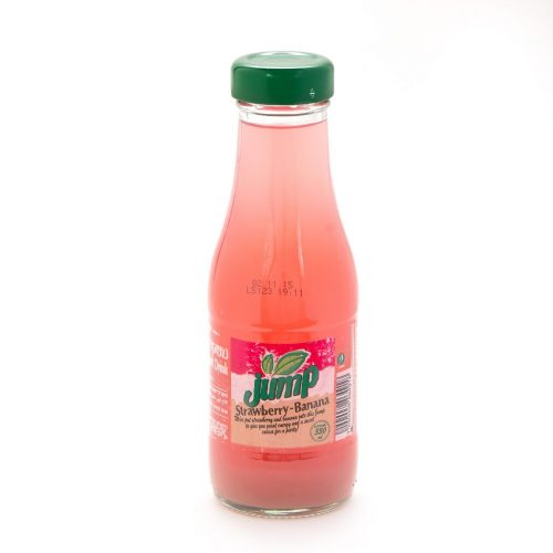 Jump Glass Strawberry Banana