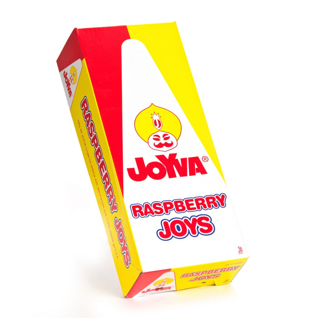 How+To+Make+Joyva+Halvah Joyva Raspberry Joys - Bloom's Kosher
