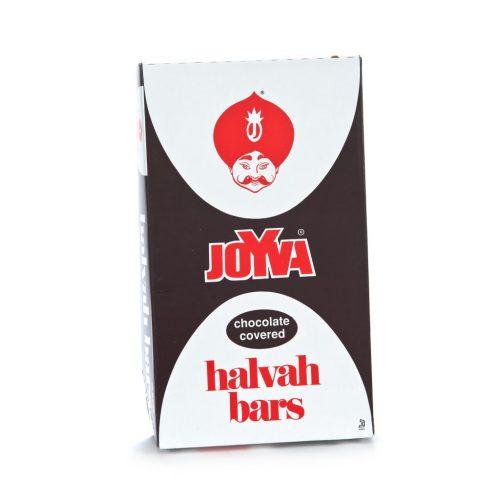 Joyva Halvah/Choc Cov 8/20