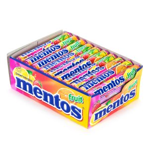 Mento  Fruit 40 pcs
