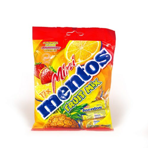 Mini Mentos Fruit Mix 178g