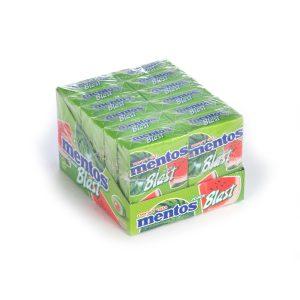 Mento S/F Gum Watermelon 12pc
