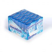 Mento S/F Pure Fresh Mint Gum 12pc