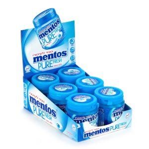 Mentos Gum Mint Lg