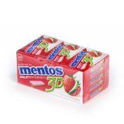 Mento 3D Gum Strw/Apple/Rasp