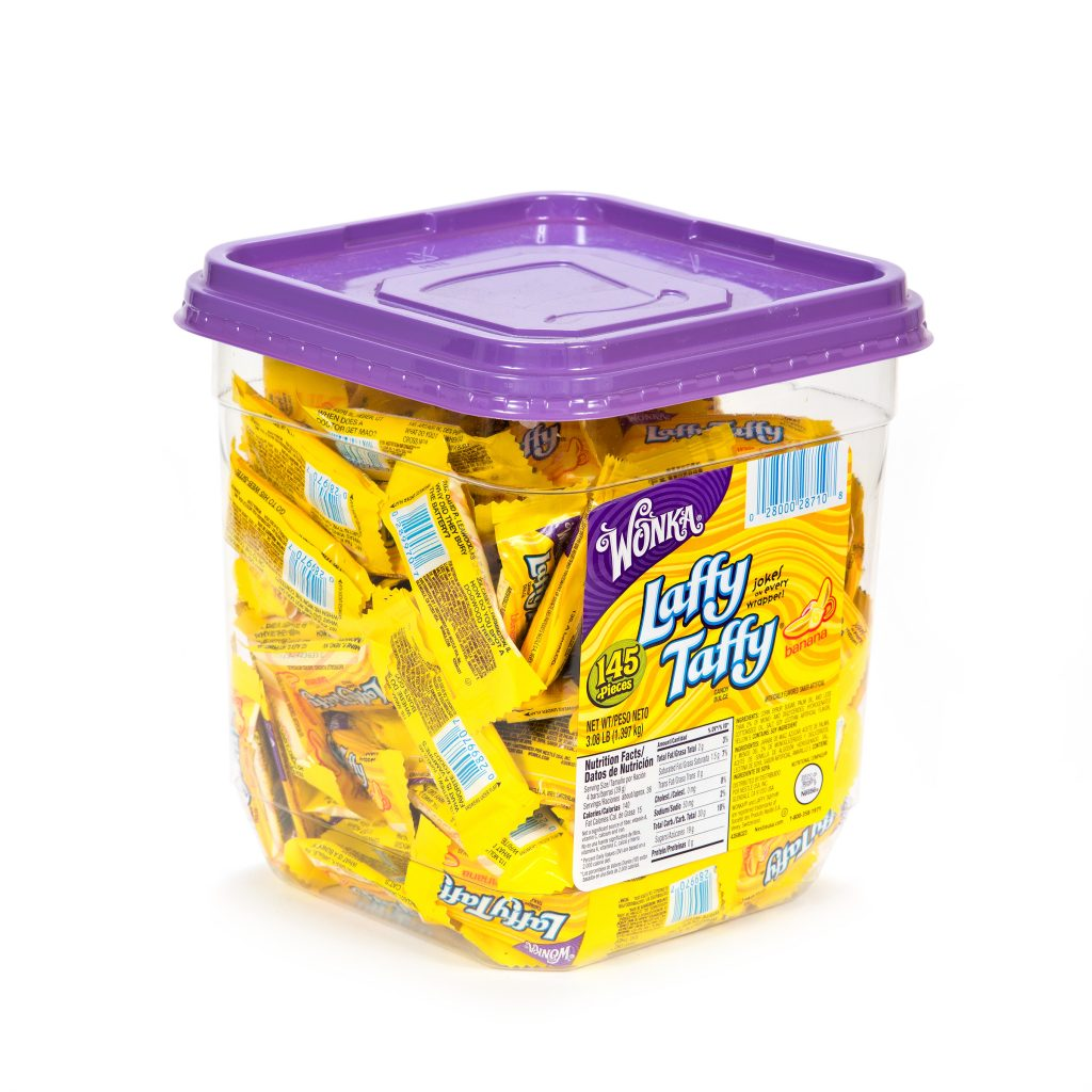 Laffy Taffy/jar Banana