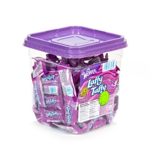 Laffy Taffy/jar Grape