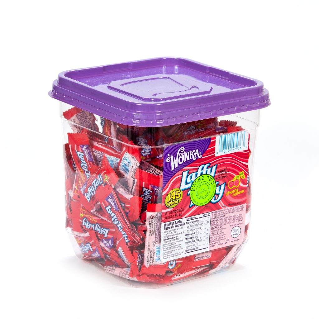 Laffy Taffy/jar Cherry
