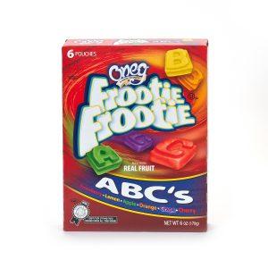 Tootie Frootie ABC