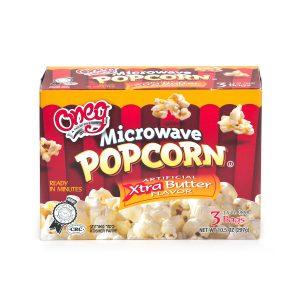Microwave Pop-Corn Xtra Butter Flavor