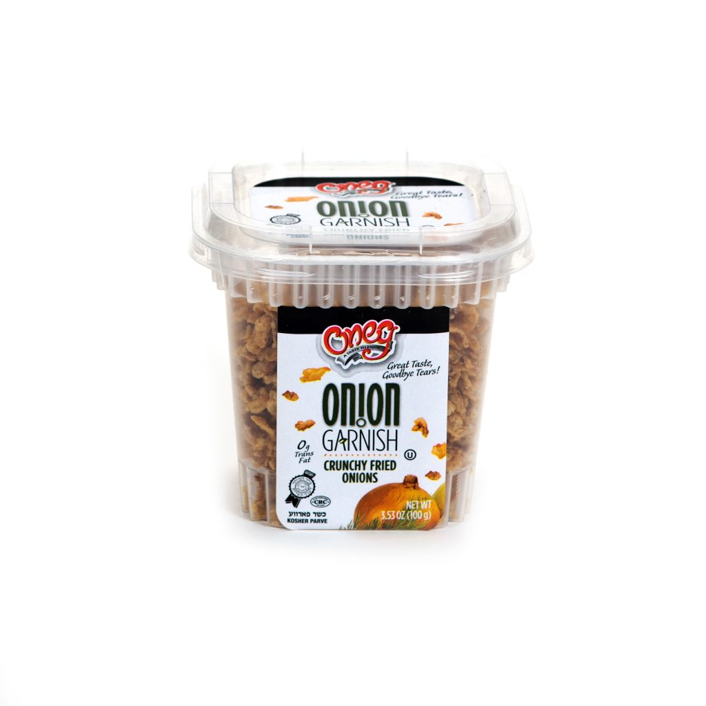 Crunchy Fried Onion 3.5 oz (100g