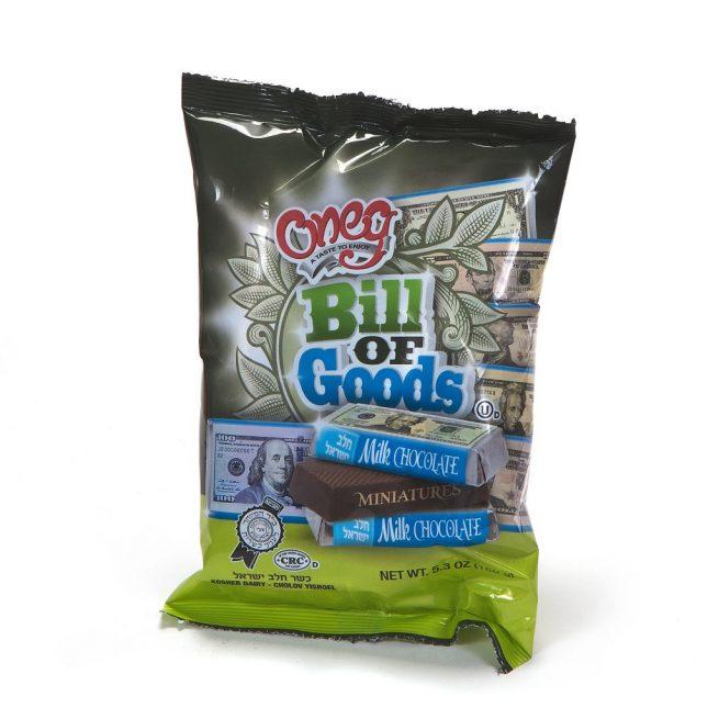 Bill of Goods 150g Dairy