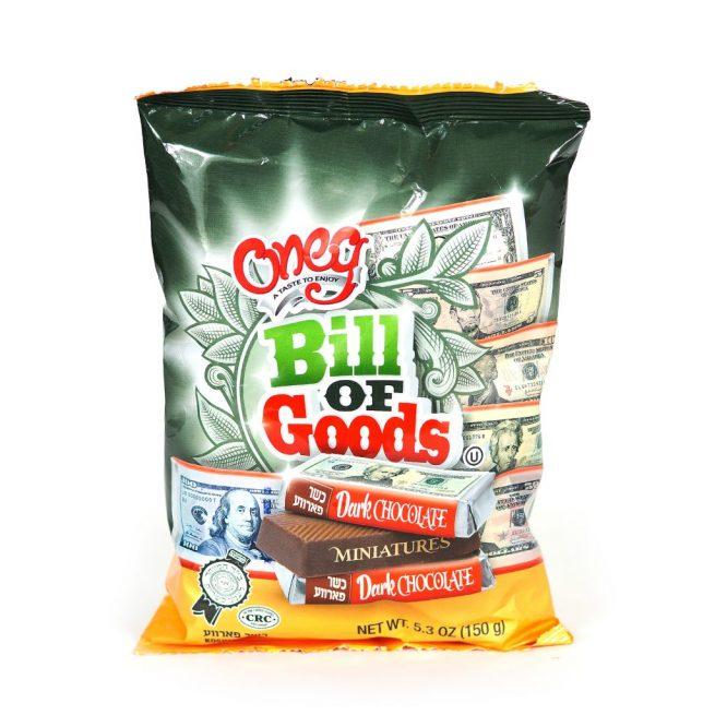 Bill of Goods 150g Parve