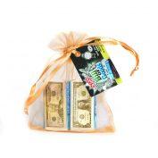 Mesh Bag Coins Dairy Tub