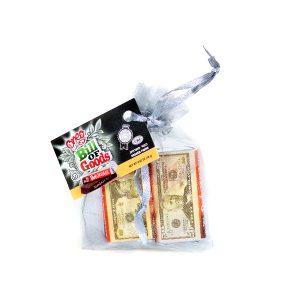 Mesh Bag Coins Parve Tub