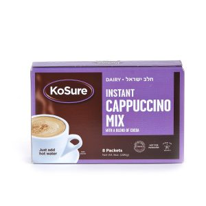 Kosure Cappuccino Mix 8pk Dairy
