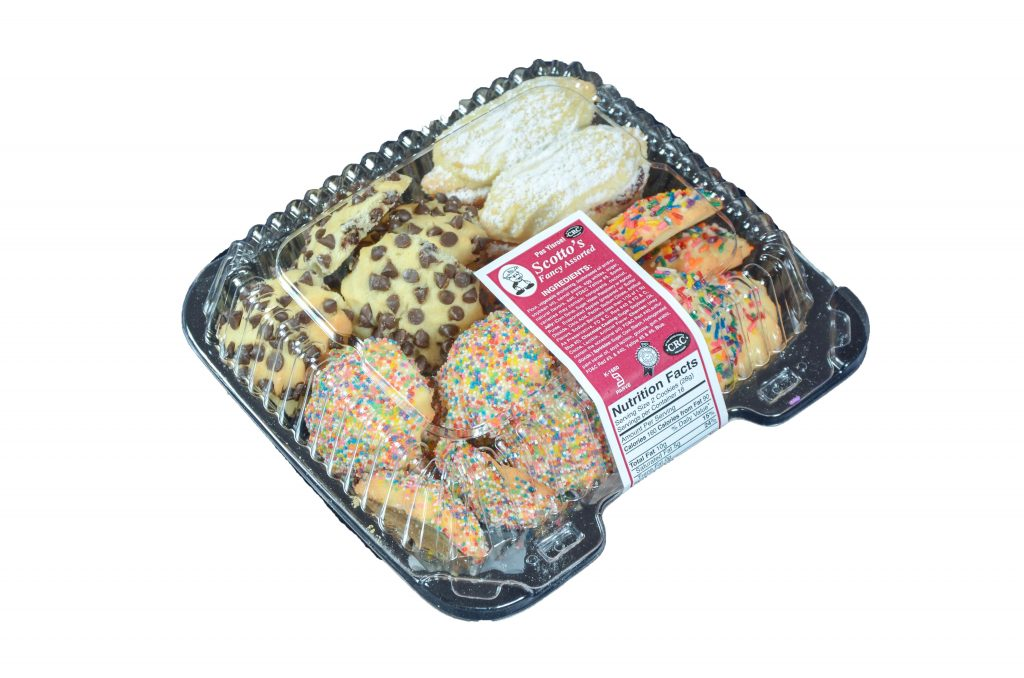 Scotto's Cookies/Kids Mini Assorted