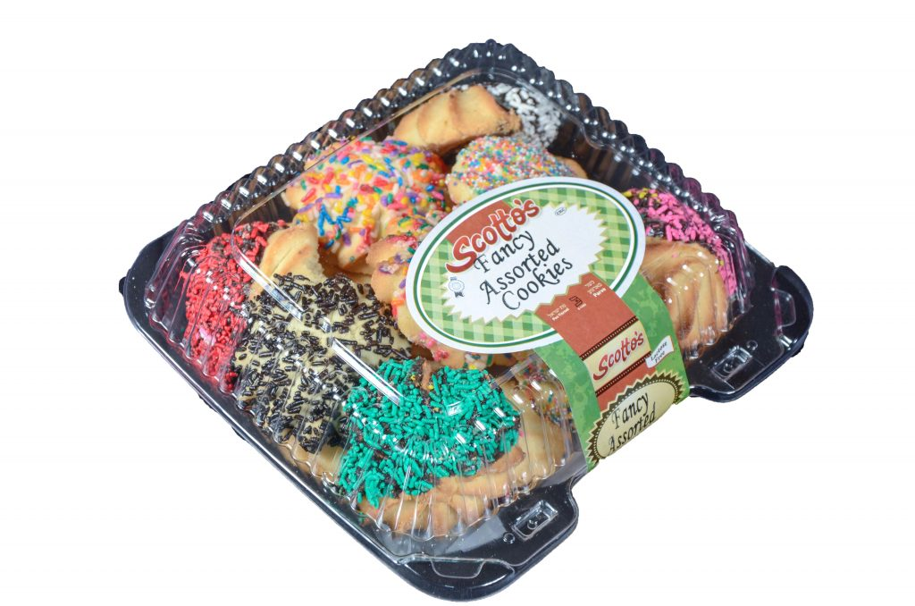 Scotto's Cookies/Assorted Vanilla