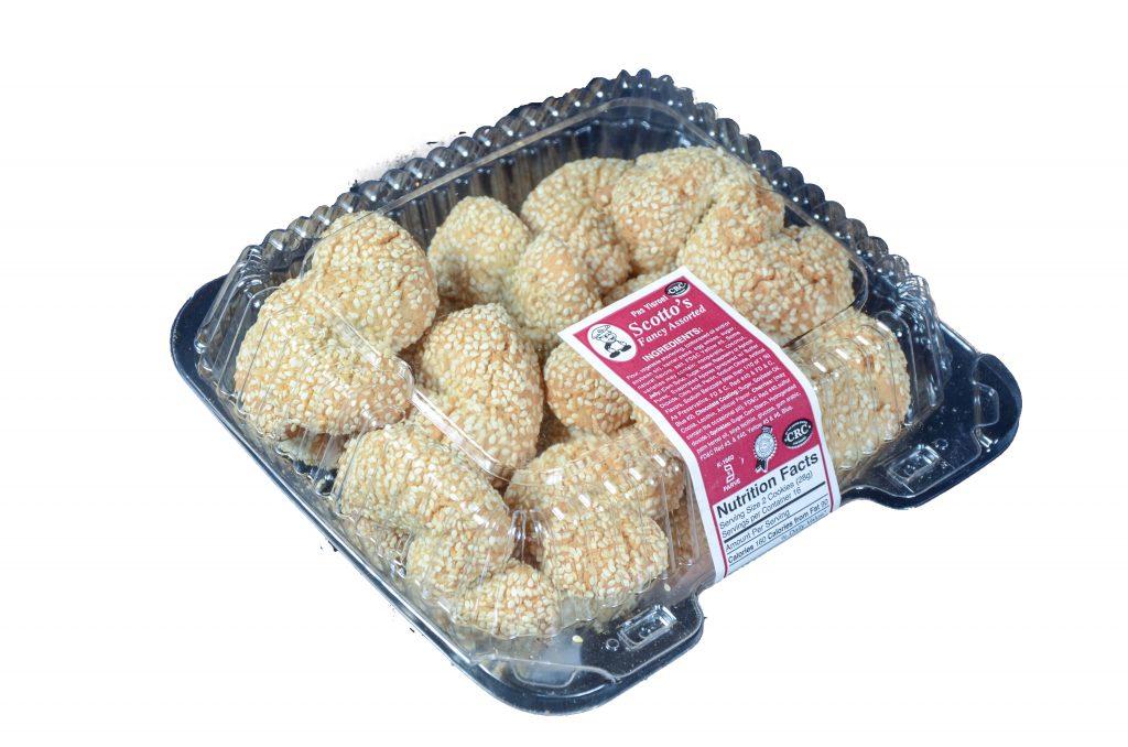 """Scotto's Cookies/Regina """"S"""""""