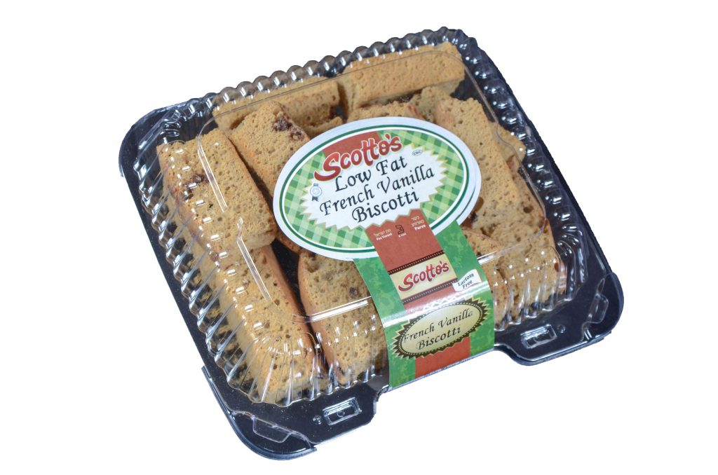 Scotto's Biscotti/French Vanilla