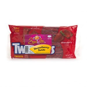 1 lb Twist/Strawberry