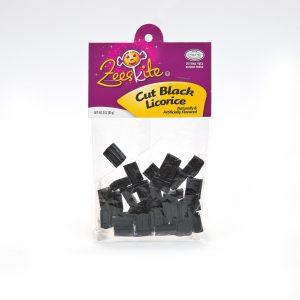Licorice Cut/Black