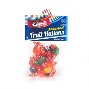 Fruit Buttons / Assorted