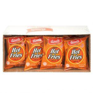 12 pk Fries Hot (Pass)