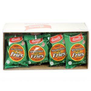 12 pk Fries Spiced Onion (Pass)
