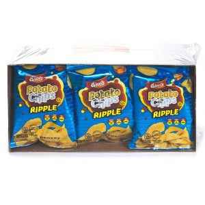 12 pk Potato Chips Ripple (Pass)