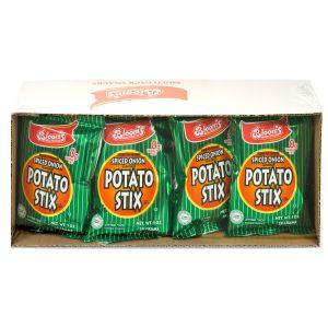 12 pk Potato Sticks Spiced Onion (Pass)