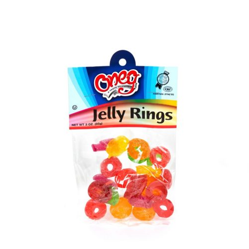 Jelly Rings (Pass)