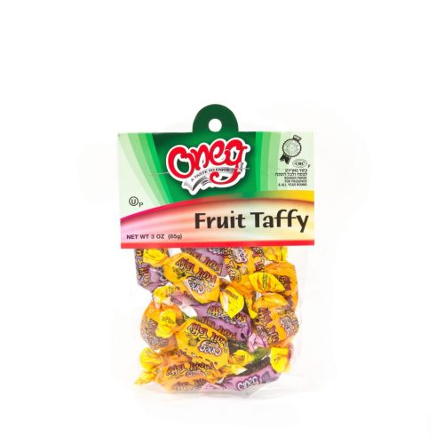 Fruit Taffys (Pass)