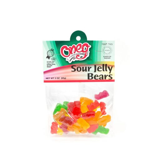 Sour Jelly Bears(P)
