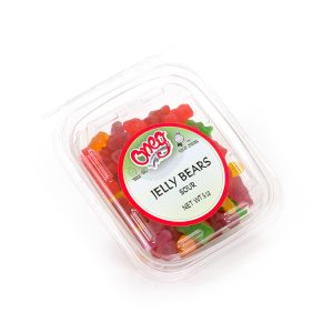 Sour Jelly Bears (p)