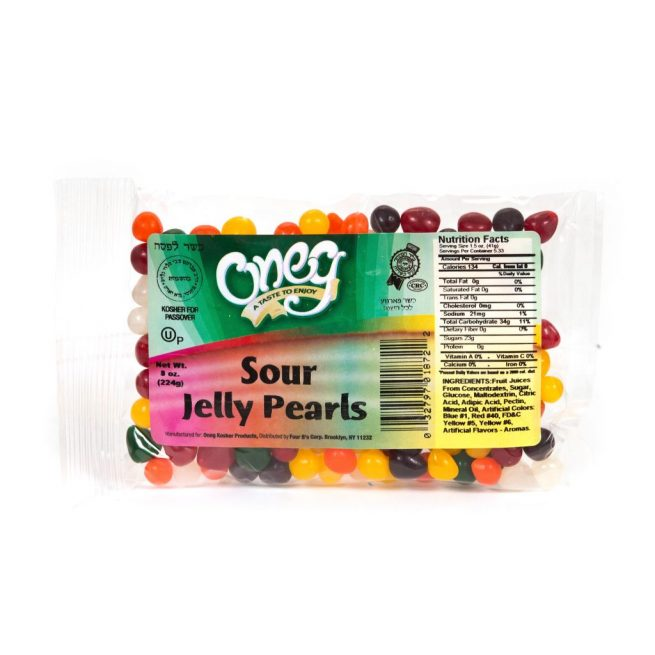 Sour Jelly Pearls (p)