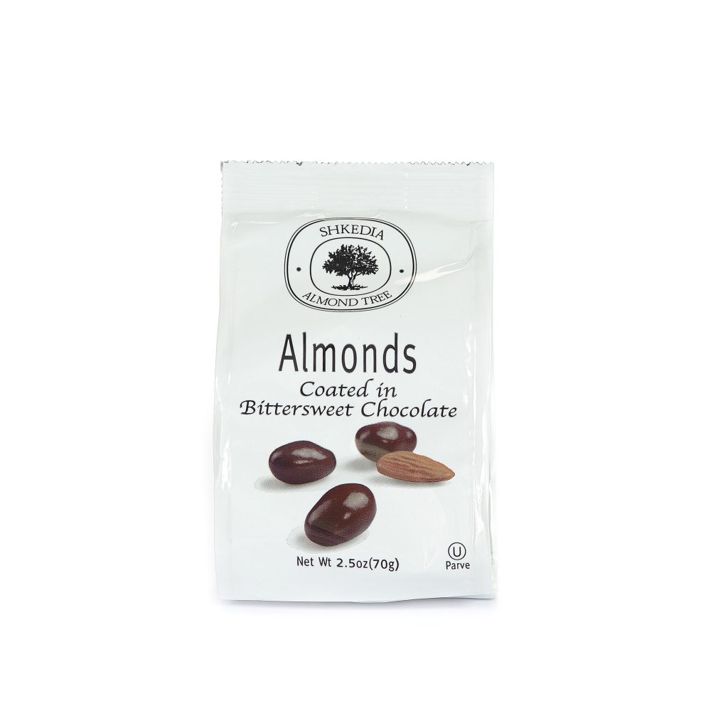 Almonds Coated/Btrswt-Bags