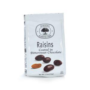 Raisins Coated/Btrswt Bags