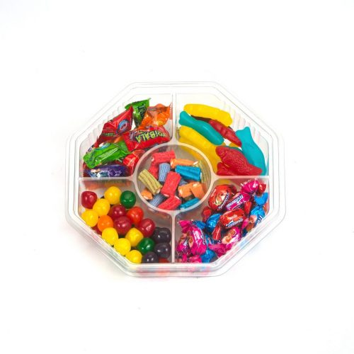 Octagon Assorted Candy
