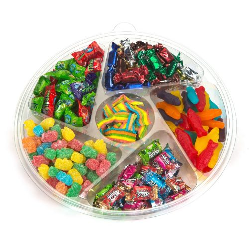 6 Sectional Candy Cravings