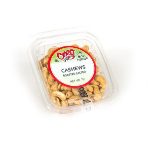 Cashews Roasted salted